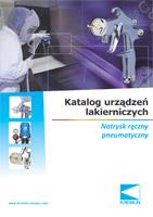 Katalog urządzeń lakierniczych - natrysk ręczny pneumatyczny