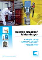 Podawanie produktów - osprzęt, oczyszczanie sprężonego powietrza