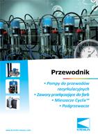Katalog urządzeń lakierniczych - natrysk ręczny AIRMIX i AIRLESS, podgrzewacze