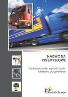 Nadwozia przemysłowe - zabezpieczanie, wykańczanie, klejenie i uszczelnianie