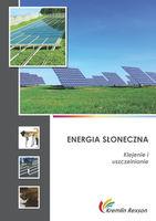 Energia słoneczna - klejenie i uszczelnianie