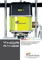 Thor Range - aplikacje ręczne bez podgrzewania produktów jednoskładnikowych o wysokiej lepkości