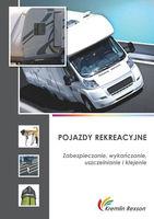Pojazdy rekreacyjne - zabezpieczanie, wykańczanie, uszczelnianie i klejenie